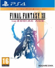 final fantasy xii: the zodiac age - limited edition - PS4