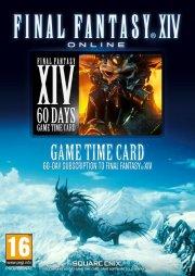 final fantasy xiv (14) a realm reborn 60 day gametime - PC