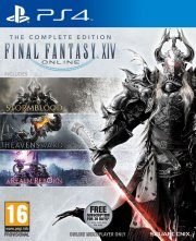 final fantasy xiv: online complete edition - PS4