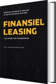 finansiel leasing - bog