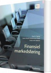 finansiel markedsføring - bog
