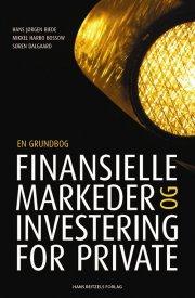 finansielle markeder og investering for private - bog