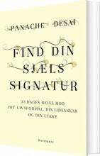 find din sjæls signatur - bog