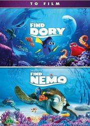 find dory // find nemo - disney pixar - DVD