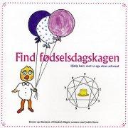find fødselsdagskagen - bog