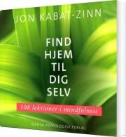 find hjem til dig selv - bog