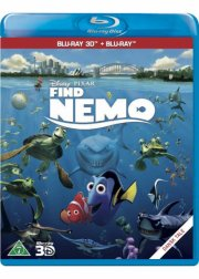 find nemo - disney pixar  - 2D + 3D Blu-Ray