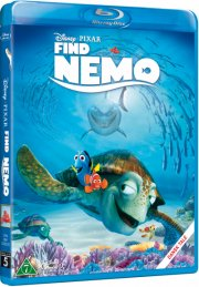 find nemo - disney pixar - Blu-Ray