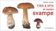 find & spis de bedste svampe - bog