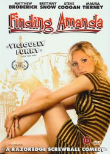 finding amanda - DVD