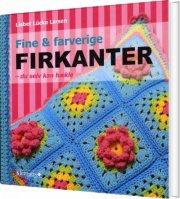 fine og farverige firkanter - du selv kan hækle - bog