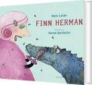 finn herman - bog