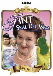 fint skal det være - sæson 2 / keeping up appearances - season 2 - DVD
