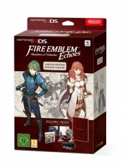 fire emblem echoes: shadows of valentia - limited edition - nintendo 3ds