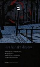 fire franske digtere - bog