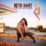beth hart - fire on the floor - cd