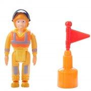 brandmand sam figur - penny med bøje - Figurer