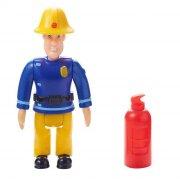 brandmand sam figur - sam med brandslukker - Figurer