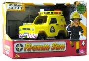 brandmand sam bil - jeep - Figurer