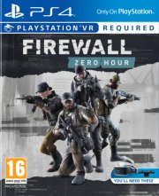 firewall zero hour - vr - PS4