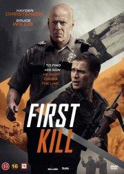 first kill - DVD