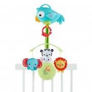 fisher price musik uro - 3 i 1 - Babylegetøj