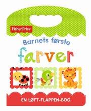 fisher-price flaog: babys første farver - bog