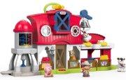 fisher price bondegård legetøj med lyd - little people - Babylegetøj
