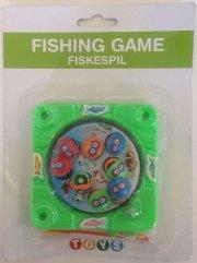 fiskespil brætspil - rejsestørrelse - Brætspil