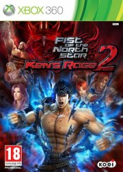 fist of the north star - kens rage 2 - xbox 360