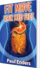 fit mave - væk med fedt - bog