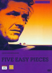 five easy pieces - DVD