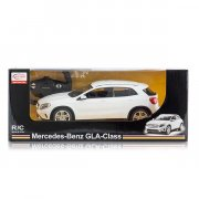 fjernstyret bil - mercedes-benz gla-class - hvid - Fjernstyret Legetøj