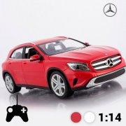 fjernstyret bil - mercedes-benz gla-class - rød - Fjernstyret Legetøj