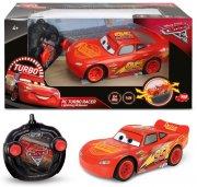 disney's cars 3 / biler 3 lynet mcqueen fjernstyret bil turbo racer - 17 cm - Fjernstyret Legetøj