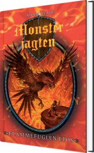 monsterjagten 6 - flammefuglen epos - bog