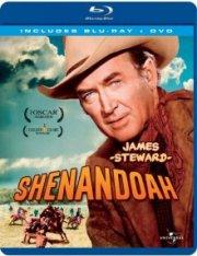shenandoah  - Blu-Ray + Dvd
