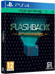 flashback - 25th anniversary - collector`s edition - PS4