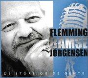 flemming bamse jørgensen - flemming bamse jørgensen - de store og de gemte - 3cd - cd