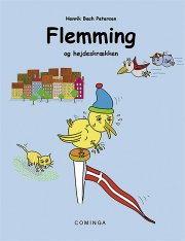 flemming og højdeskrækken - bog