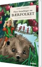 flere fortællinger om bærfolket - bog