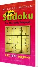 flere sudoku fra the daily telegraph - bog