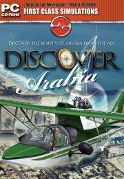 flight simulator x - discover arabia - udvidelse - PC