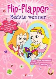 flip-flapper - bedste venner - bog
