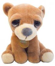 bamse bjørn - brun - 23 cm - Bamser