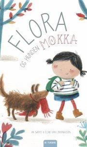 flora og hunden mokka - bog