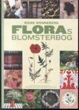 Billede af Floras Blomsterbog For Børn - Signe Wenneberg - Bog