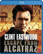 flugten fra alcatraz - Blu-Ray