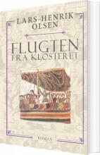 flugten fra klosteret - bog