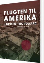 flugten til amerika - bog